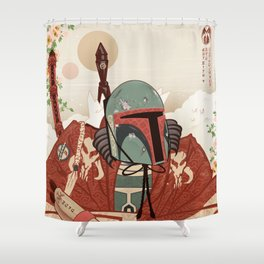 The Bounty And The Smuggler Shower Curtain