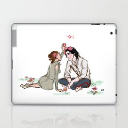 Ben Solo in Love Laptop & iPad Skin