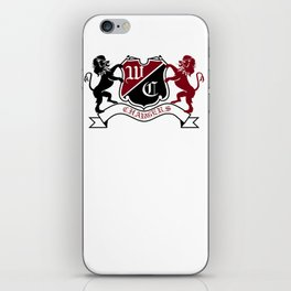 Chargers iPhone Skin