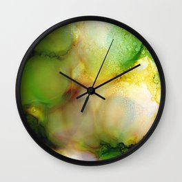Sands of Time 2016 Wall Clock