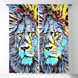 Color Kick Lion King Blackout Curtain