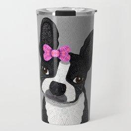 Boston Girl Travel Mug