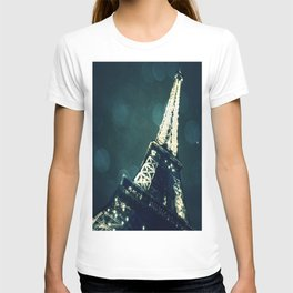 PARIS BLUE  T-shirt