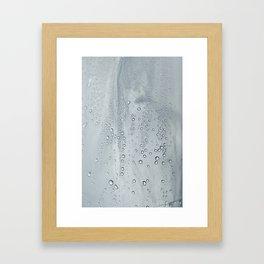 beauty of WATER Framed Art Print