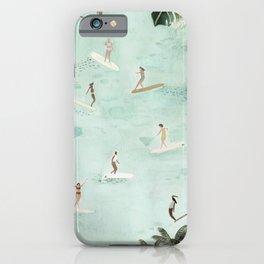 Longboard Heaven iPhone Case