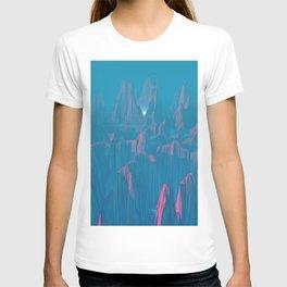 Neon Waterfalls T-shirt