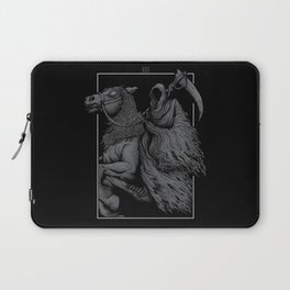 The Death Laptop Sleeve