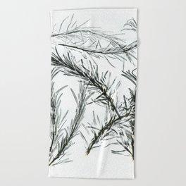 Rosemary Beach Towel