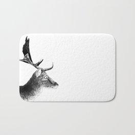 Deer Bath Mat