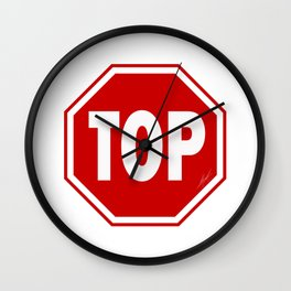 TOP Wall Clock