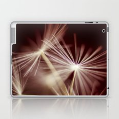 dandelion brown Laptop & iPad Skin