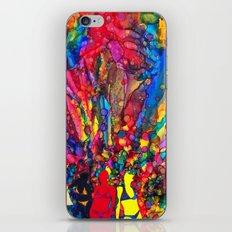 Sponge Babes Under The Sea iPhone & iPod Skin
