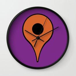Ici. Wall Clock