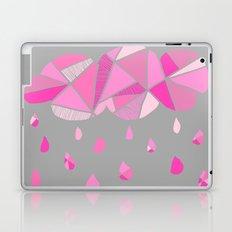 Fractured Pink Cloud Laptop & iPad Skin