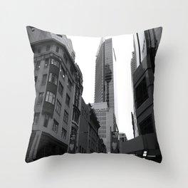 Samples Throw Pillow