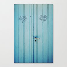 The Love Door Canvas Print