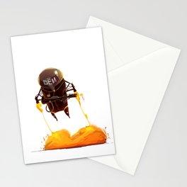 Cobra Unit - The Fury Stationery Cards