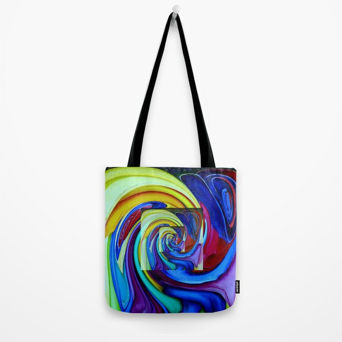 Feelings for colours Tote Bag