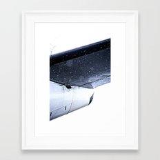 I travel Framed Art Print