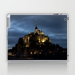 Mont-Saint-Michel Laptop & iPad Skin