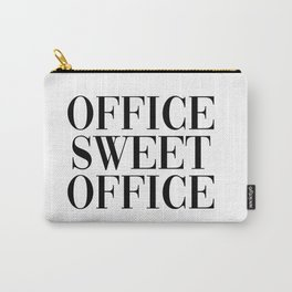 office sweet office Carry-All Pouch
