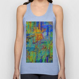 Nouveau Nights Unisex Tank Top