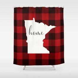 Buffalo Check Shower Curtains