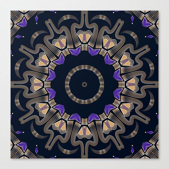 Art Deco. No. 3 Canvas Print