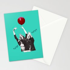 Beautiful Flying Stationery Cards