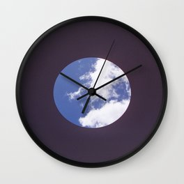 Sky Hole Wall Clock