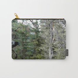 Crow, the forest gate keeper Carry-All Pouch