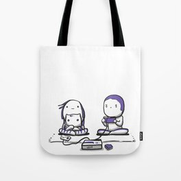 Playing NES Tote Bag