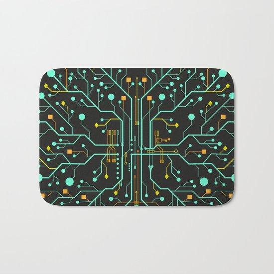 Brain Tech Bath Mat