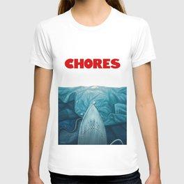 Chores (2015 version) T-shirt