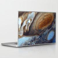 nasa Laptop & iPad Skins featuring liver-spotted king (nasa #02) by _mackinac