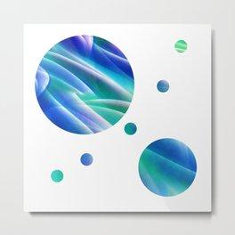 Abstract 2017 011 Metal Print