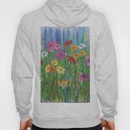 Flowers of Summer Hoody