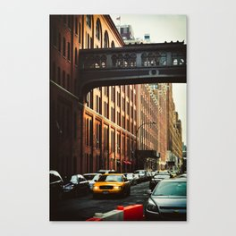 New York - Chelsea Market Canvas Print
