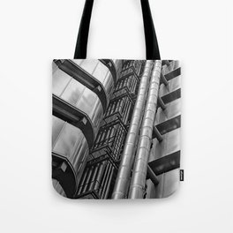 Lloyd's Building, London Tote Bag