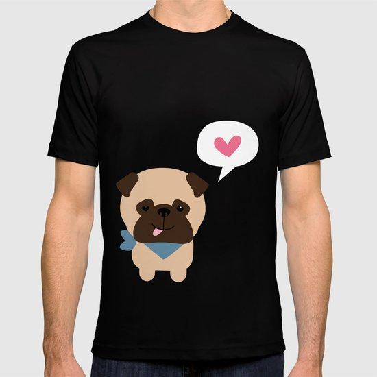 Pancho the Pug T-shirt