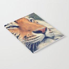 Tiger No 3 Notebook