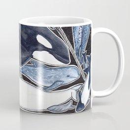 Dolphin, orca, beluga, narwhal & cie Coffee Mug