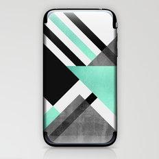 Foldings iPhone & iPod Skin