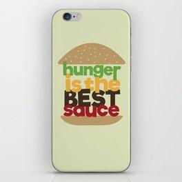 the best sauce iPhone Skin