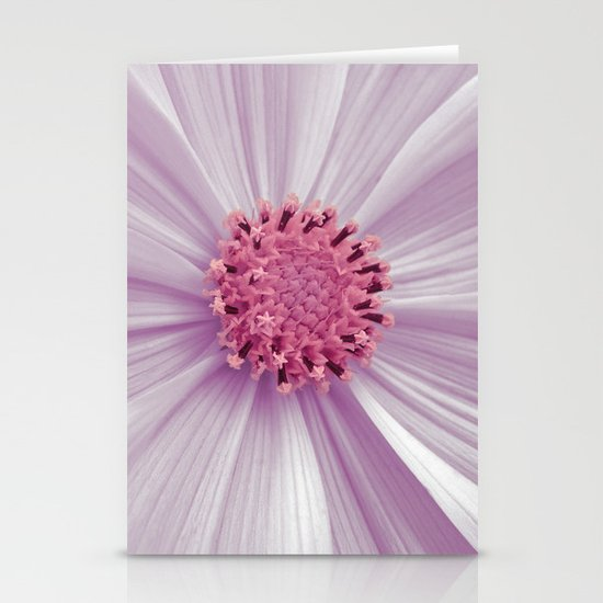 cosmos pastel I Stationery Cards
