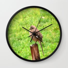 The Bird  Wall Clock