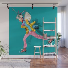 Fashion Zionists Wall Mural
