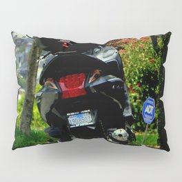 Keep Off The Grass - Or Else Pillow Sham