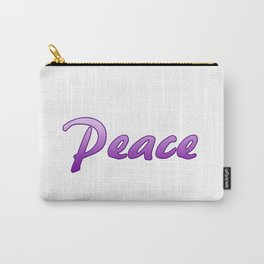 Inspiration Words Carry-All Pouch