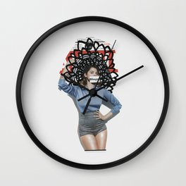Bingo! Wall Clock